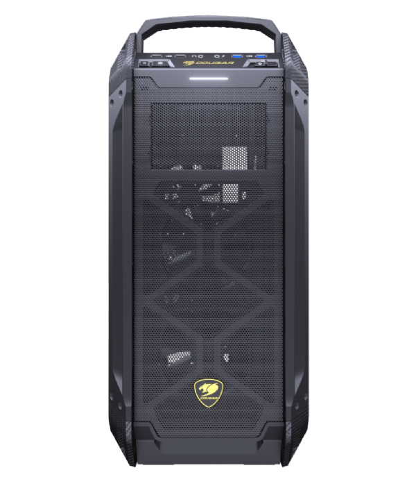 Cougar Panzer Max G Full Tower Gaming Case Tempered Glass